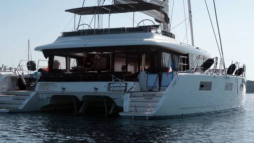 Lagoon 620 (Blue Eclipse)